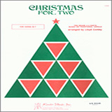 Download Lloyd Conley Christmas for Two sheet music and printable PDF music notes
