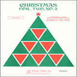 Download Lloyd Conley Christmas For Two, No. 2 sheet music and printable PDF music notes