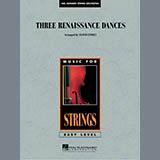Download Lloyd Conley Three Renaissance Dances - Violin 3 (Viola Treble Clef) sheet music and printable PDF music notes