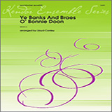 Download Lloyd Conley Ye Banks and Braes o' Bonnie Doon - Bb Tenor Saxophone sheet music and printable PDF music notes