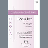 Download Kevin Memley 'Locus Iste' printable sheet music notes, Concert chords, tabs PDF and learn this TTBB Choir song in minutes