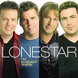 Download Lonestar I'm Already There sheet music and printable PDF music notes