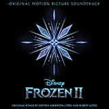 Download Jonathan Groff 'Lost In The Woods (from Disney's Frozen 2)' printable sheet music notes, Disney chords, tabs PDF and learn this Big Note Piano song in minutes
