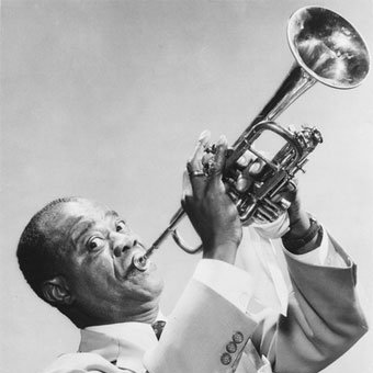 Louis Armstrong, Someday (You'll Be Sorry), Melody Line, Lyrics & Chords