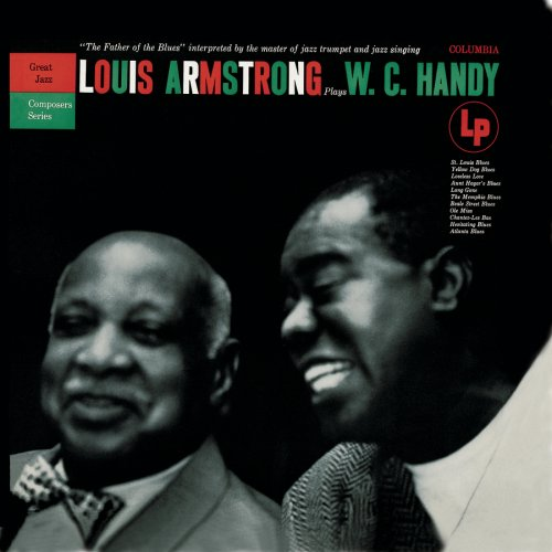 Louis Armstrong, St. Louis Blues, Piano, Vocal & Guitar (Right-Hand Melody)