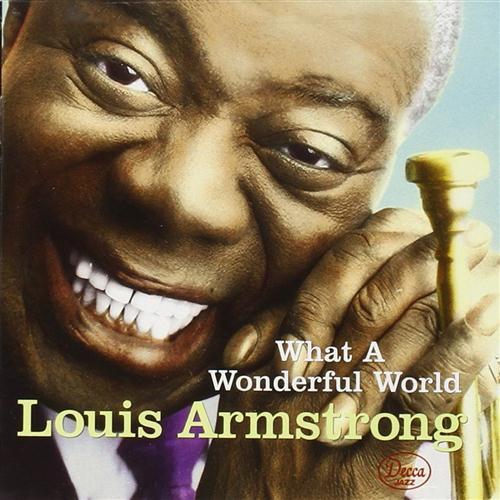Louis Armstrong, What A Wonderful World (arr. Mark Brymer), SAB