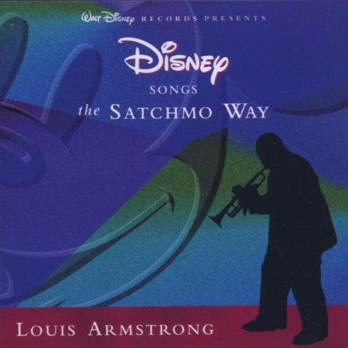 Louis Armstrong, Zip-A-Dee-Doo-Dah, Piano, Vocal & Guitar (Right-Hand Melody)