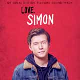 Download Khalid & Normani 'Love Lies (from Love, Simon)' printable sheet music notes, Pop chords, tabs PDF and learn this Piano, Vocal & Guitar (Right-Hand Melody) song in minutes