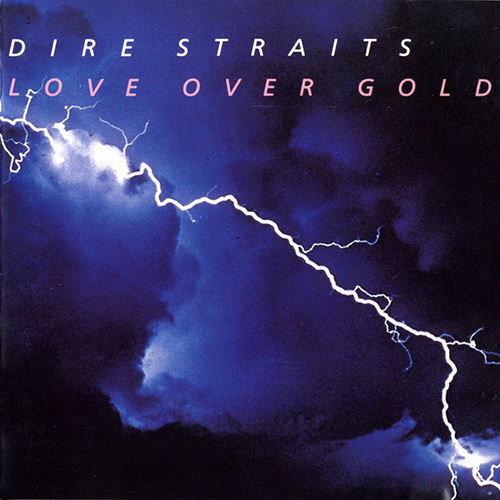 Dire Straits, Love Over Gold, Guitar Tab