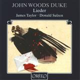 Download John Duke 'Loveliest Of Trees' printable sheet music notes, American chords, tabs PDF and learn this Piano & Vocal song in minutes