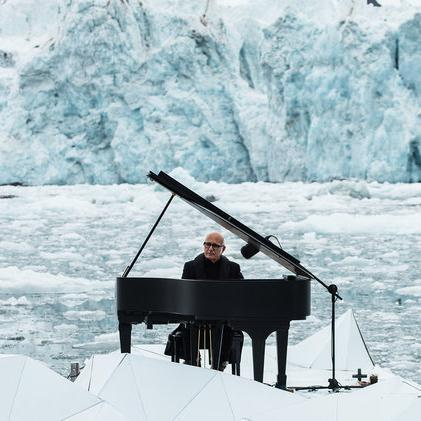Elegy For The Arctic (extended version) sheet music