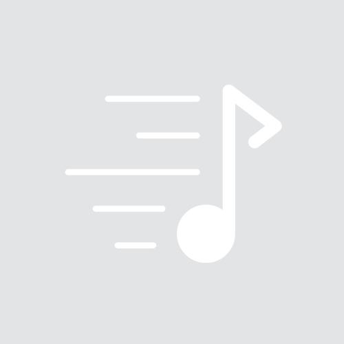 Luigi Arditi, Il Bacio (The Kiss), Melody Line & Chords