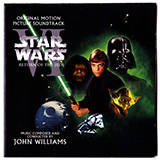 Download John Williams 'Luke And Leia (from Star Wars: Return of the Jedi)' printable sheet music notes, Disney chords, tabs PDF and learn this Easy Piano song in minutes