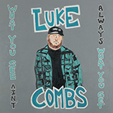 Download Luke Combs Forever After All sheet music and printable PDF music notes