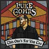 Download Luke Combs When It Rains It Pours sheet music and printable PDF music notes