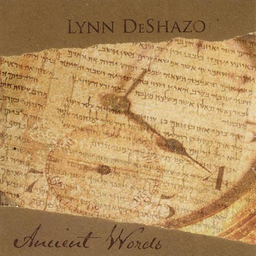 Lynn DeShazo, Ancient Words, Piano