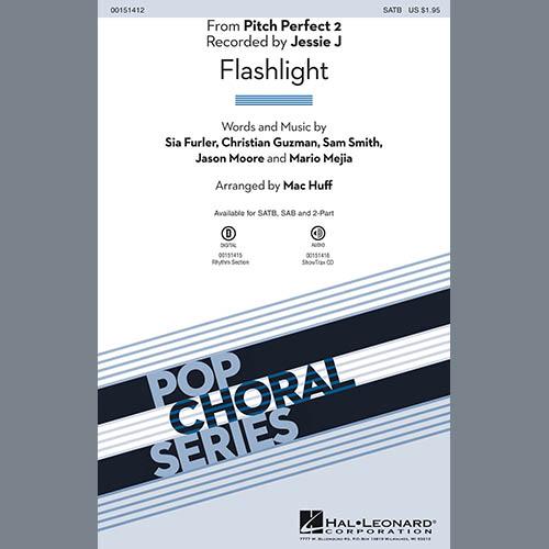 Mac Huff, Flashlight - Guitar, Choir Instrumental Pak