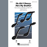 Download Mac Huff He Ain't Heavy, He's My Brother - Guitar sheet music and printable PDF music notes