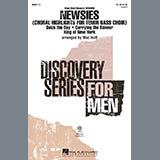 Download Mac Huff Newsies (Choral Highlights for Tenor Bass Choir) sheet music and printable PDF music notes