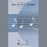 Download Mac Huff We've Got Tonight sheet music and printable PDF music notes