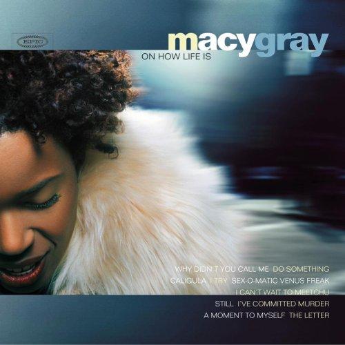 Macy Gray, I Try, Piano, Vocal & Guitar