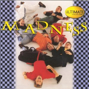 Madness, The House Of Fun, Piano, Vocal & Guitar