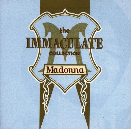 Madonna, Borderline, Piano, Vocal & Guitar (Right-Hand Melody)
