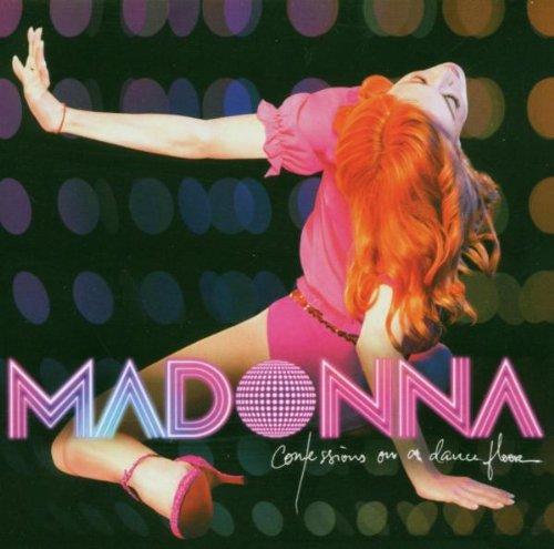 Madonna, Hung Up, Piano, Vocal & Guitar (Right-Hand Melody)