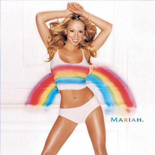 Mariah Carey, Thank God I Found You, Piano, Vocal & Guitar (Right-Hand Melody)