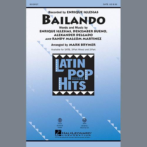 Mark Brymer, Bailando - Trumpet 2 (opt. Flugelhorn), Choir Instrumental Pak