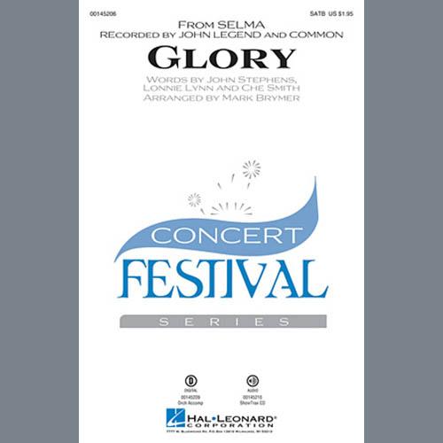 Mark Brymer, Glory - Violin 2, Choir Instrumental Pak