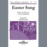 Download Mark Hayes Easter Song - Piano sheet music and printable PDF music notes