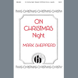 Download Mark Shepperd On Christmas Night sheet music and printable PDF music notes