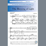 Download Mark Sirett The Blessing Of Light sheet music and printable PDF music notes