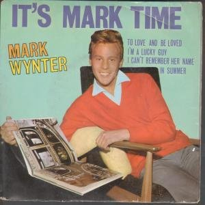 Mark Wynter, It's Almost Tomorrow, Piano, Vocal & Guitar (Right-Hand Melody)