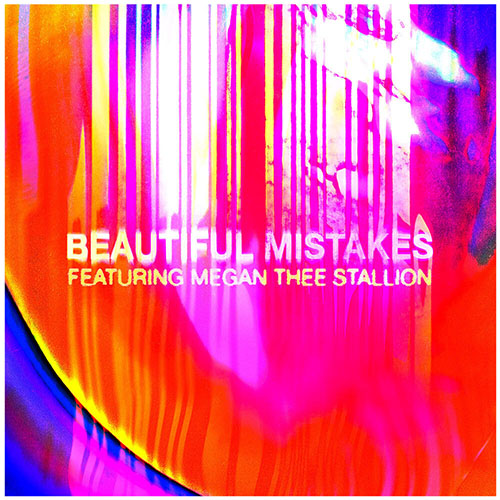 Maroon 5, Beautiful Mistakes (feat. Megan Thee Stallion), Piano, Vocal & Guitar (Right-Hand Melody)