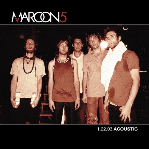 Maroon 5, If I Fell, Guitar Tab