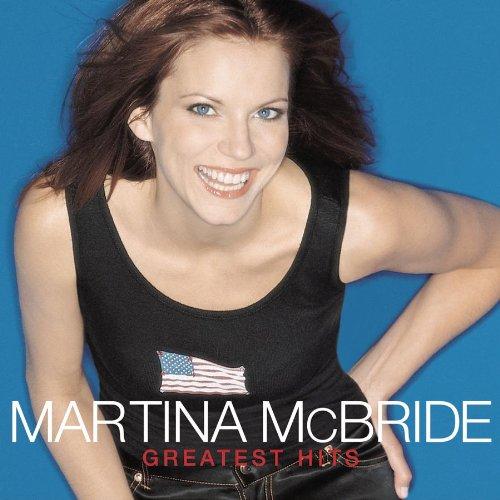 Martina McBride, God's Will, Piano, Vocal & Guitar (Right-Hand Melody)