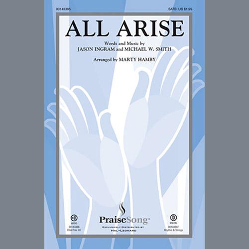 Marty Hamby, All Arise - Full Score, Choir Instrumental Pak