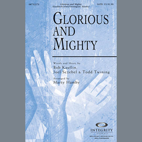 Glorious And Mighty - Alto Sax (sub. Horn) sheet music