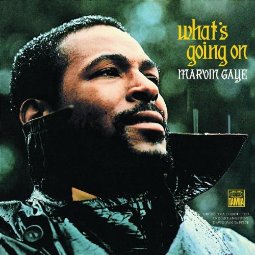 Marvin Gaye, What's Going On, Piano, Vocal & Guitar (Right-Hand Melody)