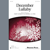 Download Mary Donnelly & George L.O. Strid December Lullaby sheet music and printable PDF music notes