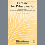 Download Mary McDonald Fanfare For Palm Sunday sheet music and printable PDF music notes