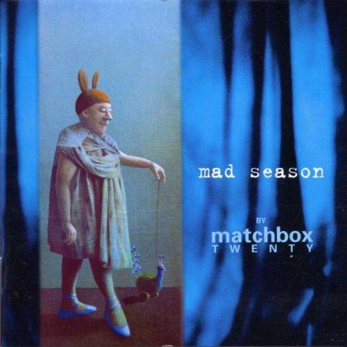 Matchbox Twenty, Bent, Piano, Vocal & Guitar (Right-Hand Melody)
