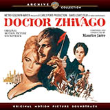 Download Maurice Jarre Somewhere, My Love (Lara's Theme from Doctor Zhivago) sheet music and printable PDF music notes