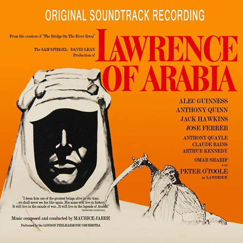 Maurice Jarre, Theme From