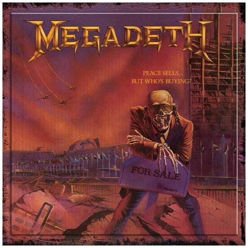 Megadeth, Peace Sells, Bass Guitar Tab