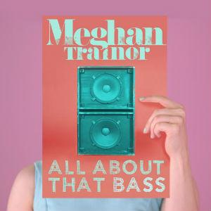 Meghan Trainor, All About That Bass, Piano, Vocal & Guitar (Right-Hand Melody)