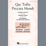 Download Melissa Malvar-Keylock Qui Tollis Peccata Mundi sheet music and printable PDF music notes