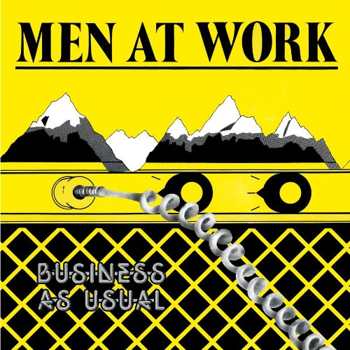 Men At Work, Down Under, Piano, Vocal & Guitar (Right-Hand Melody)
